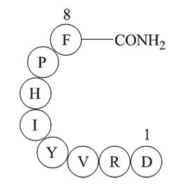 Angiotensin 1/2 (1-8) amide