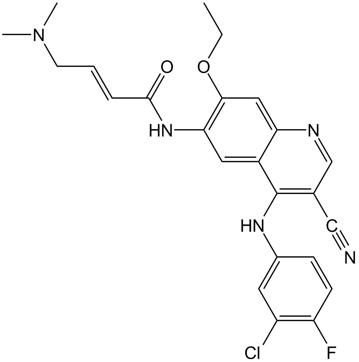 Pelitinib (EKB-569)