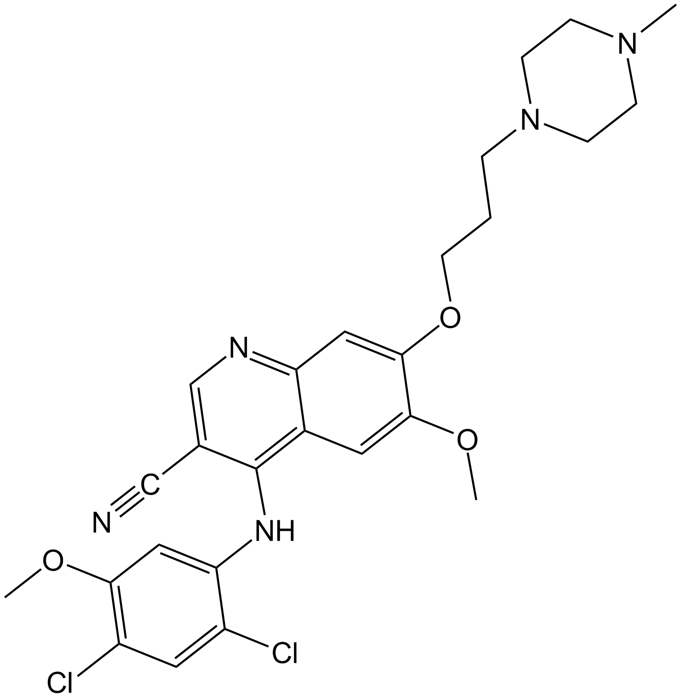 Bosutinib (SKI-606)