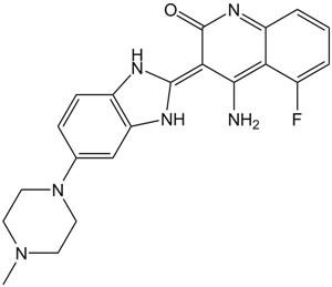 Dovitinib (TKI-258, CHIR-258)