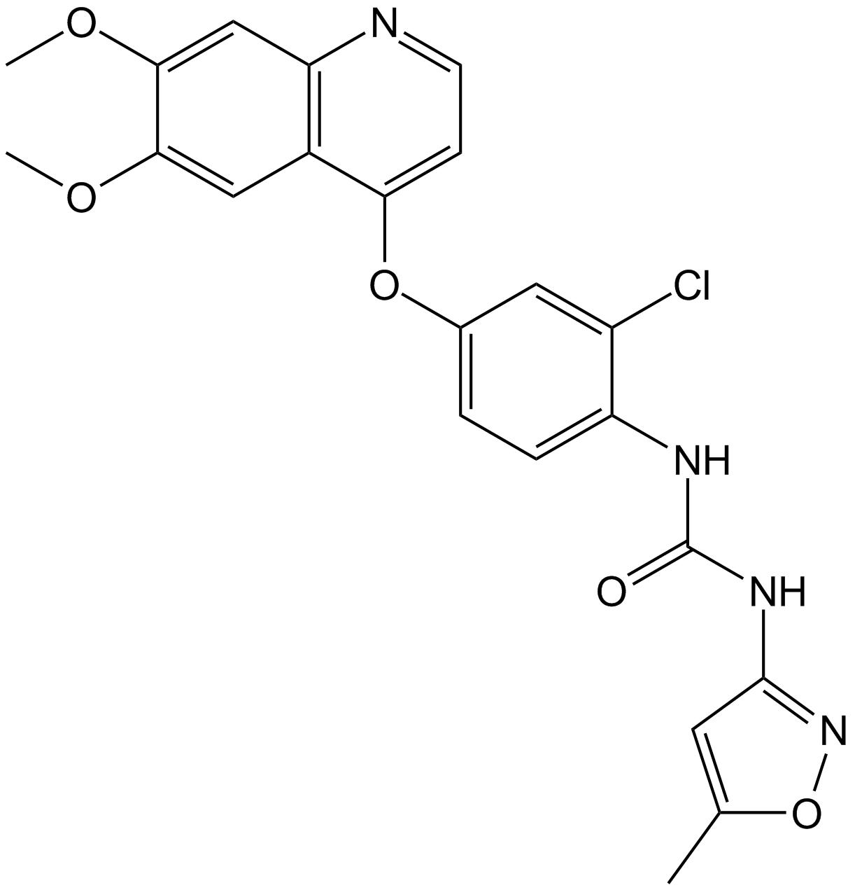Tivozanib (AV-951)