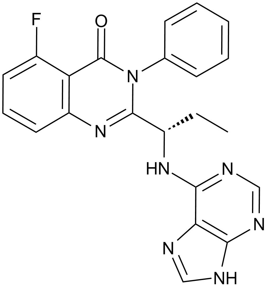 CAL-101 (Idelalisib, GS-1101)