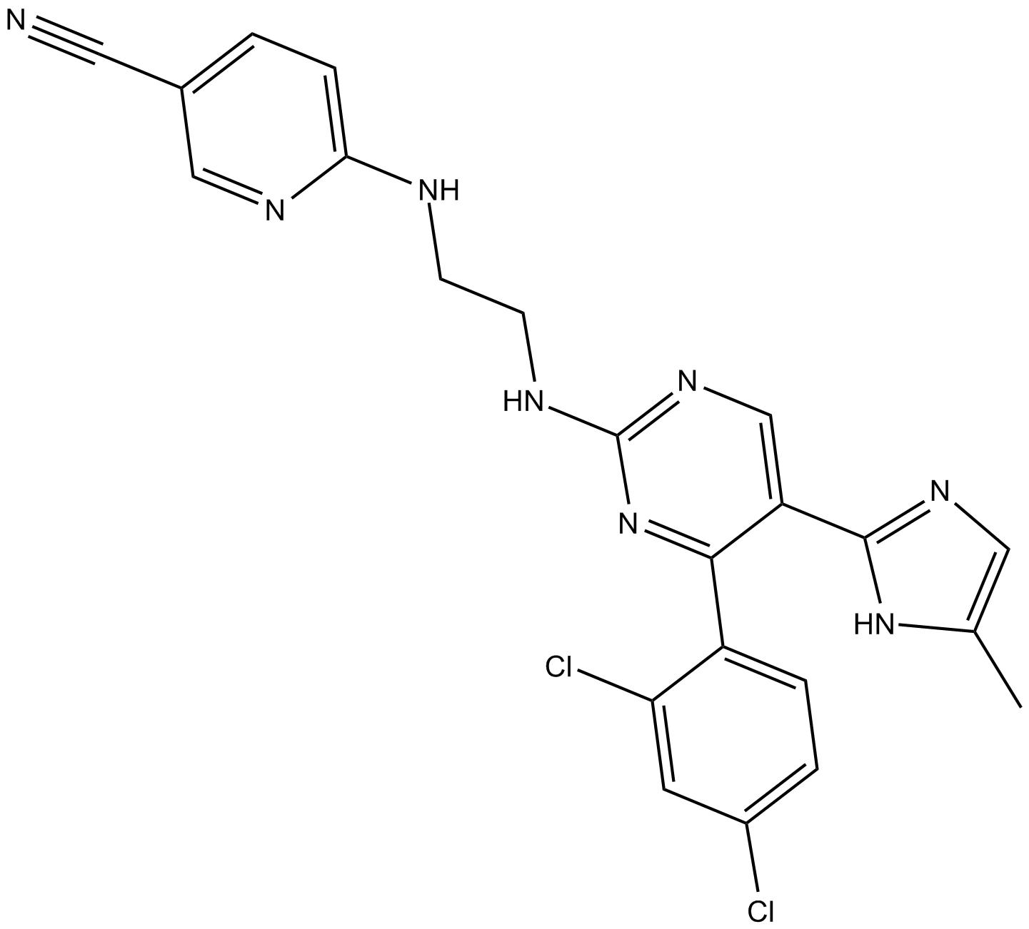 GSK-3 Inhibitor XVI(CHIR 99021)