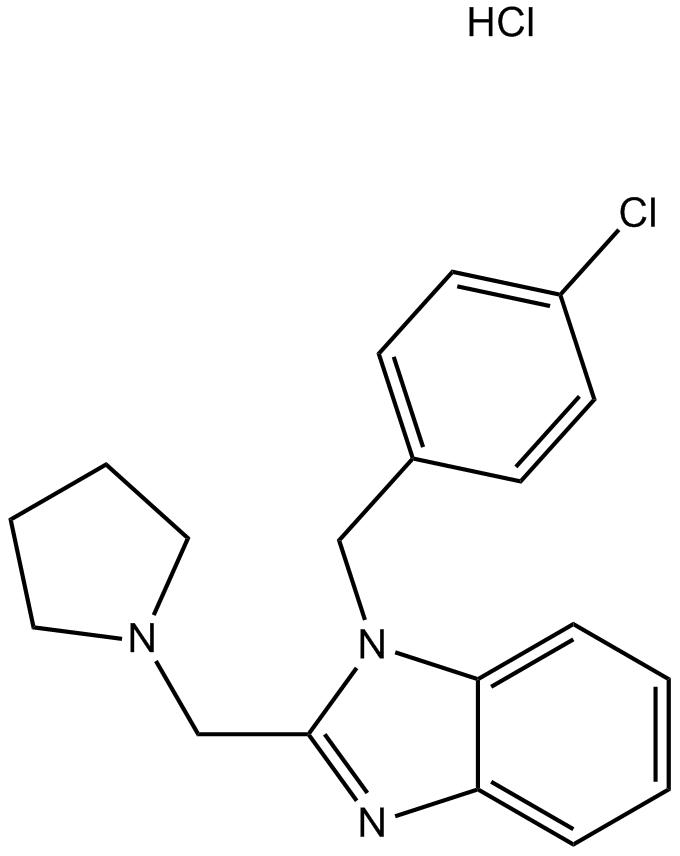 Clemizole hydrochloride