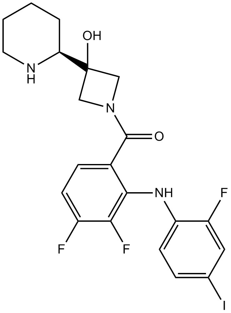 Cobimetinib (R-enantiomer)