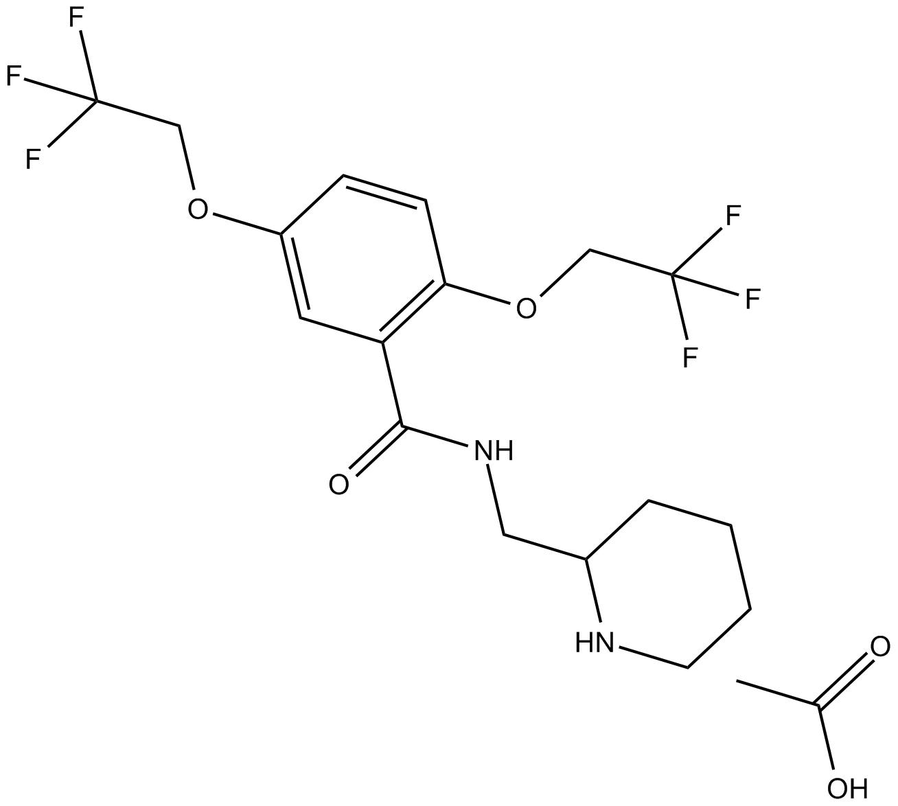 Flecainide acetate