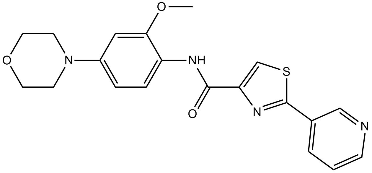 IRAK inhibitor 6