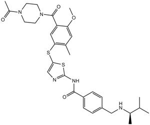 ITK inhibitor