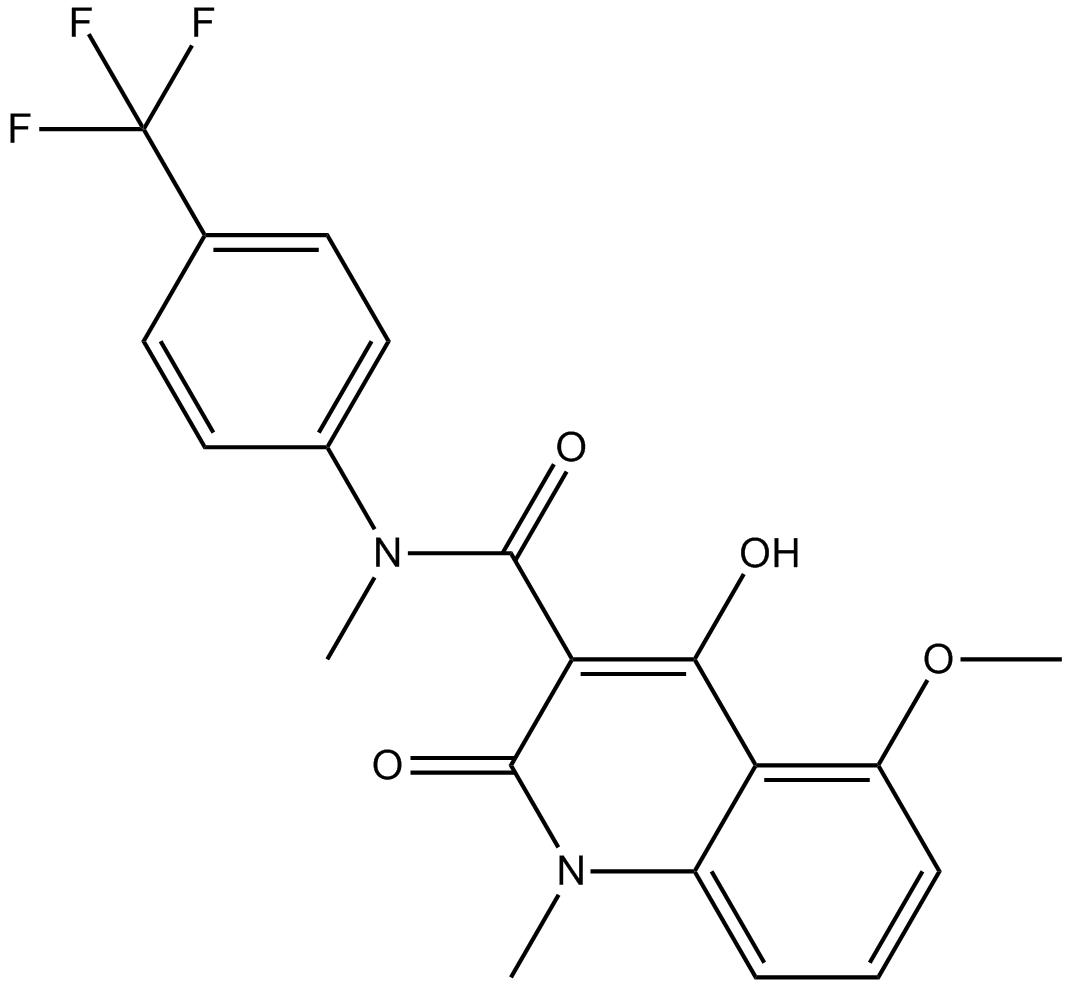 Tasquinimod