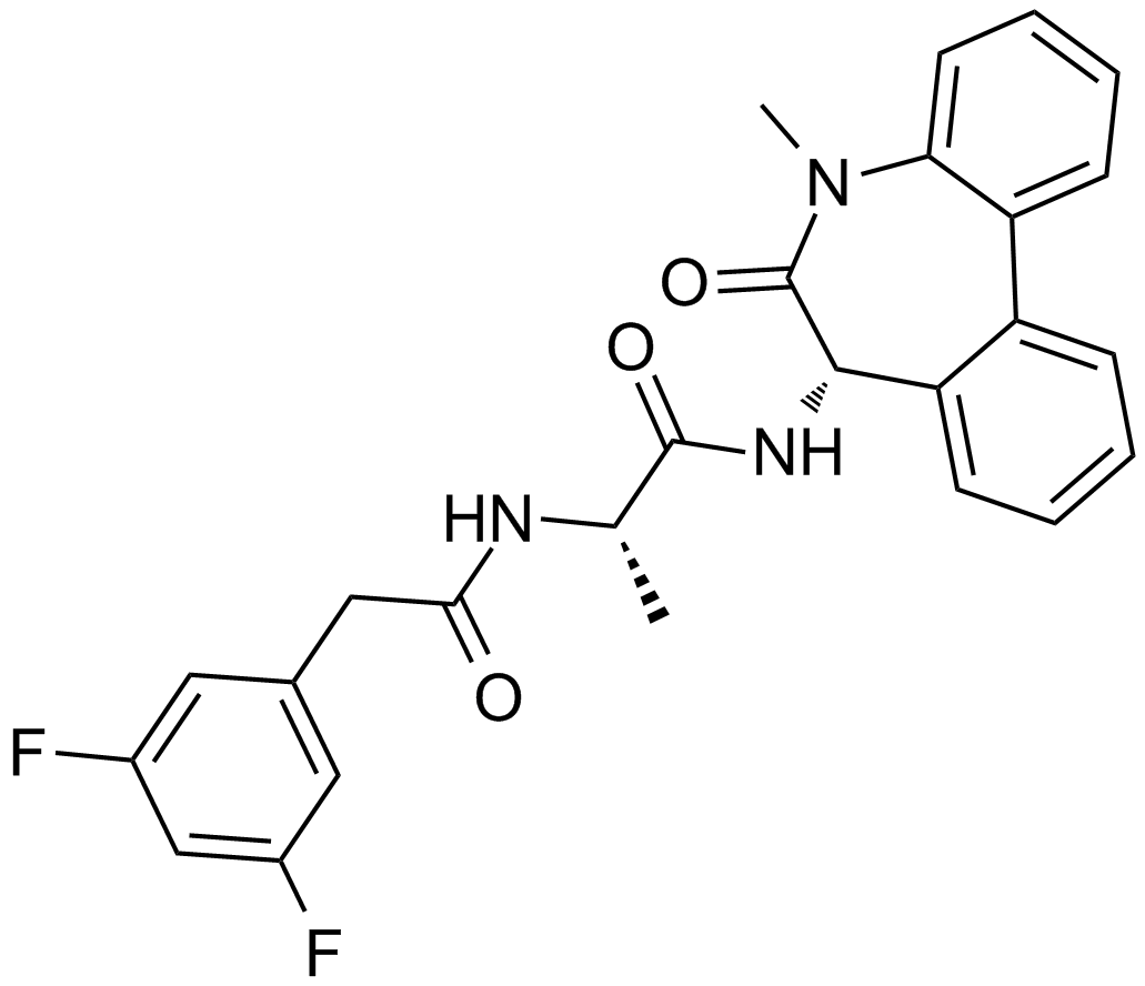 YO-01027 (Dibenzazepine, DBZ)