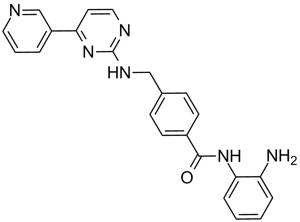 Mocetinostat (MGCD0103, MG0103)