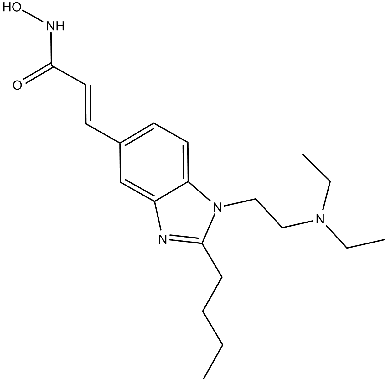 Pracinostat (SB939)