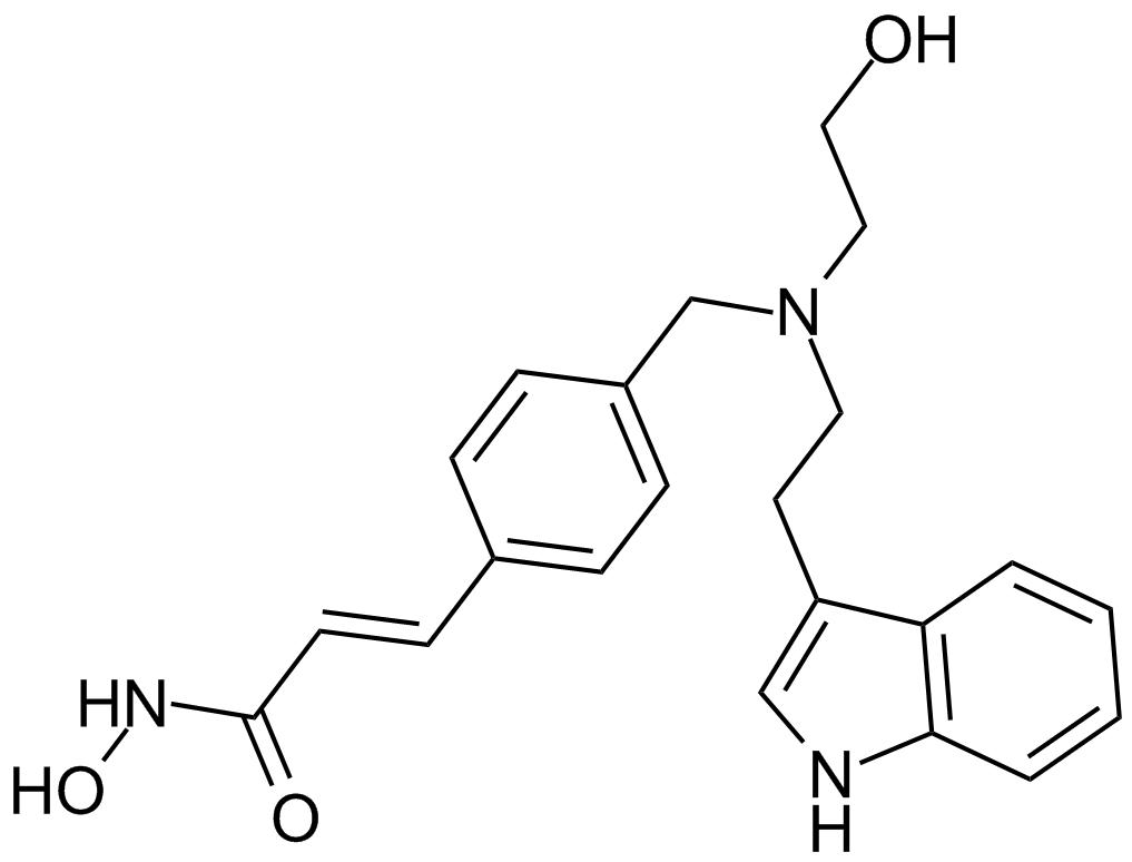 LAQ824 (NVP-LAQ824,Dacinostat)