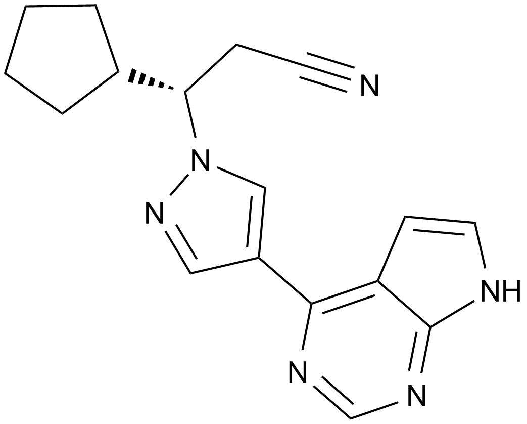 S-Ruxolitinib (INCB018424)