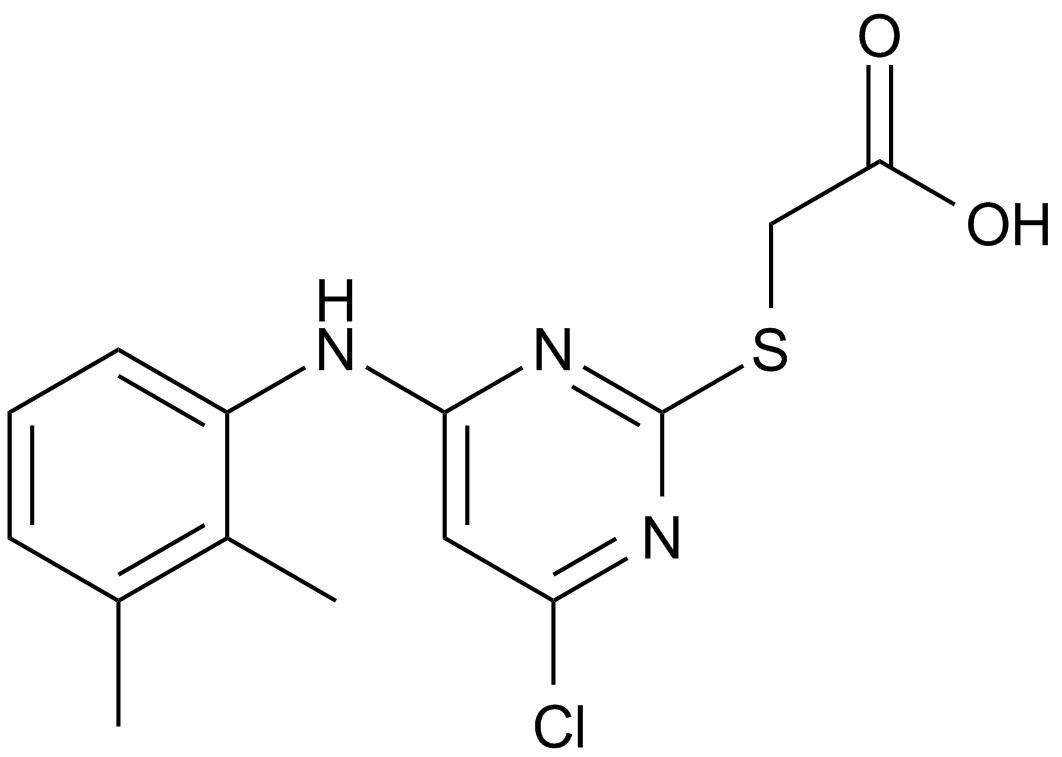 WY-14643 (Pirinixic Acid)