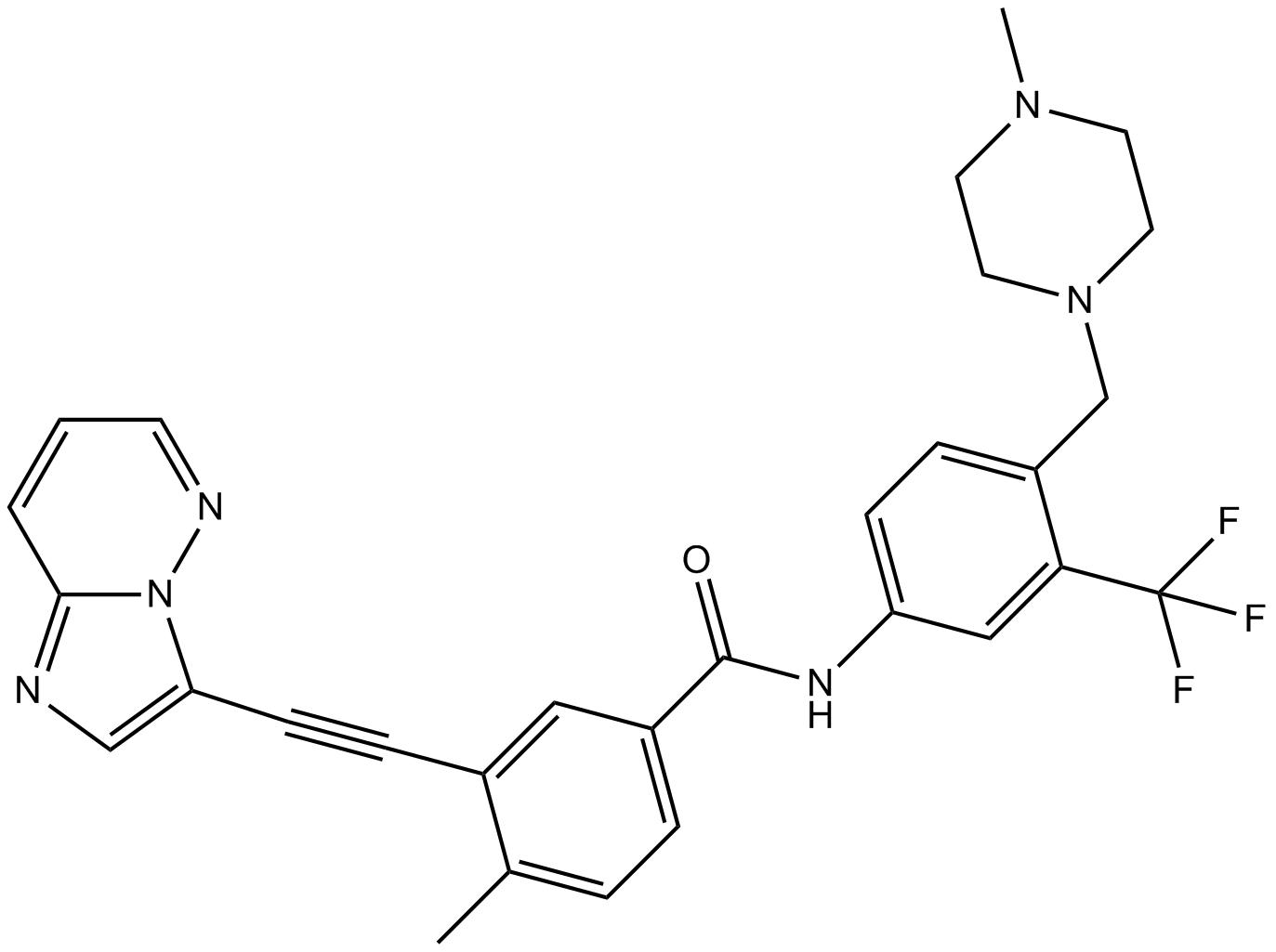 Ponatinib (AP24534)