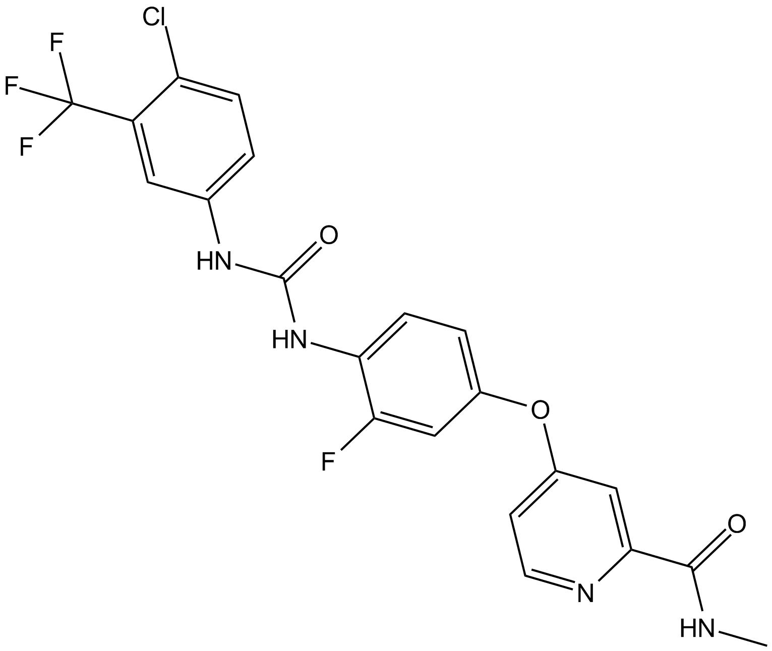 Regorafenib