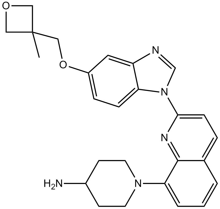 Crenolanib (CP-868596)