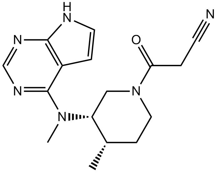 (3S,4S)-Tofacitinib