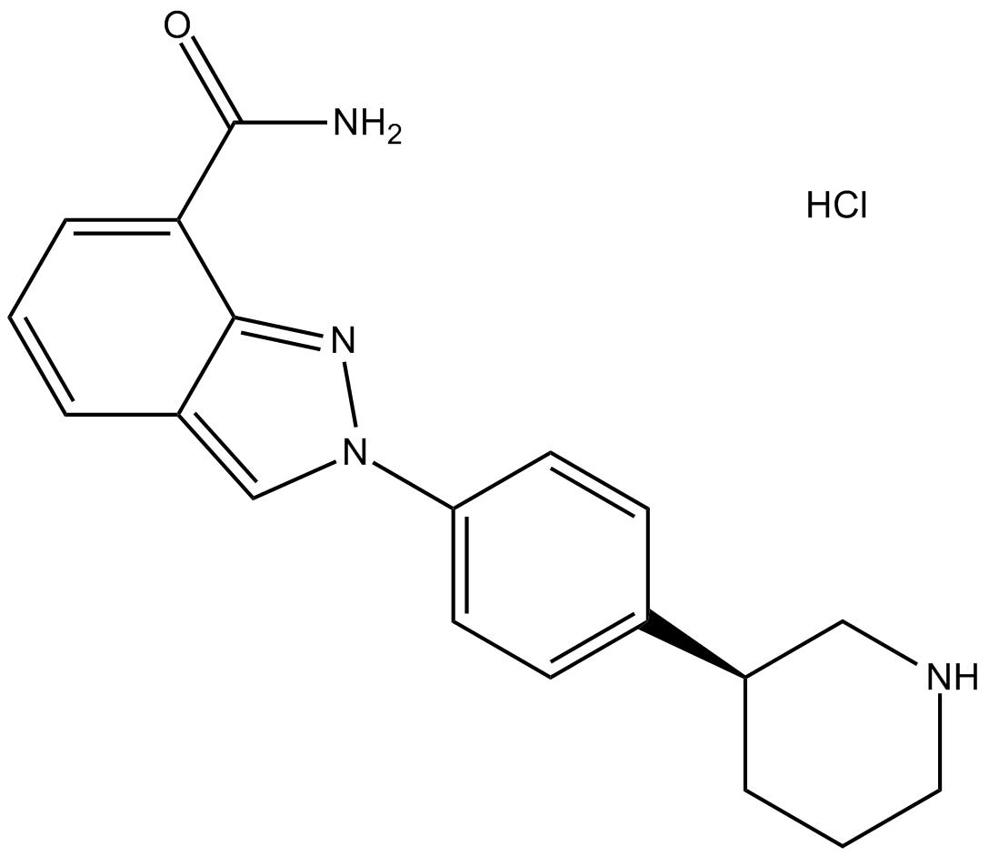 MK-4827 hydrochloride