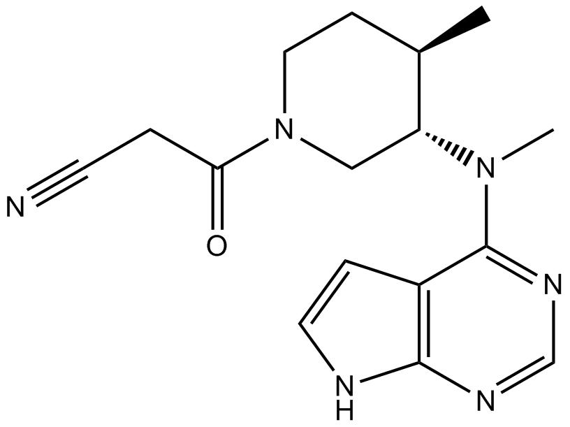 (3S,4R)-Tofacitinib