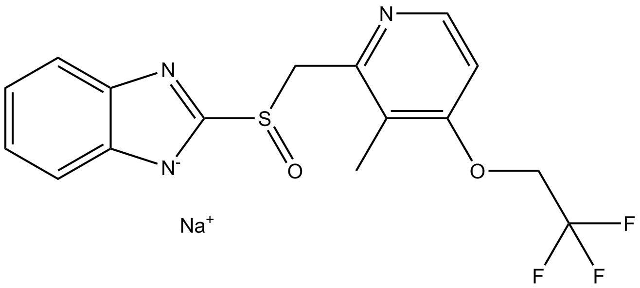 Lansoprazole sodium