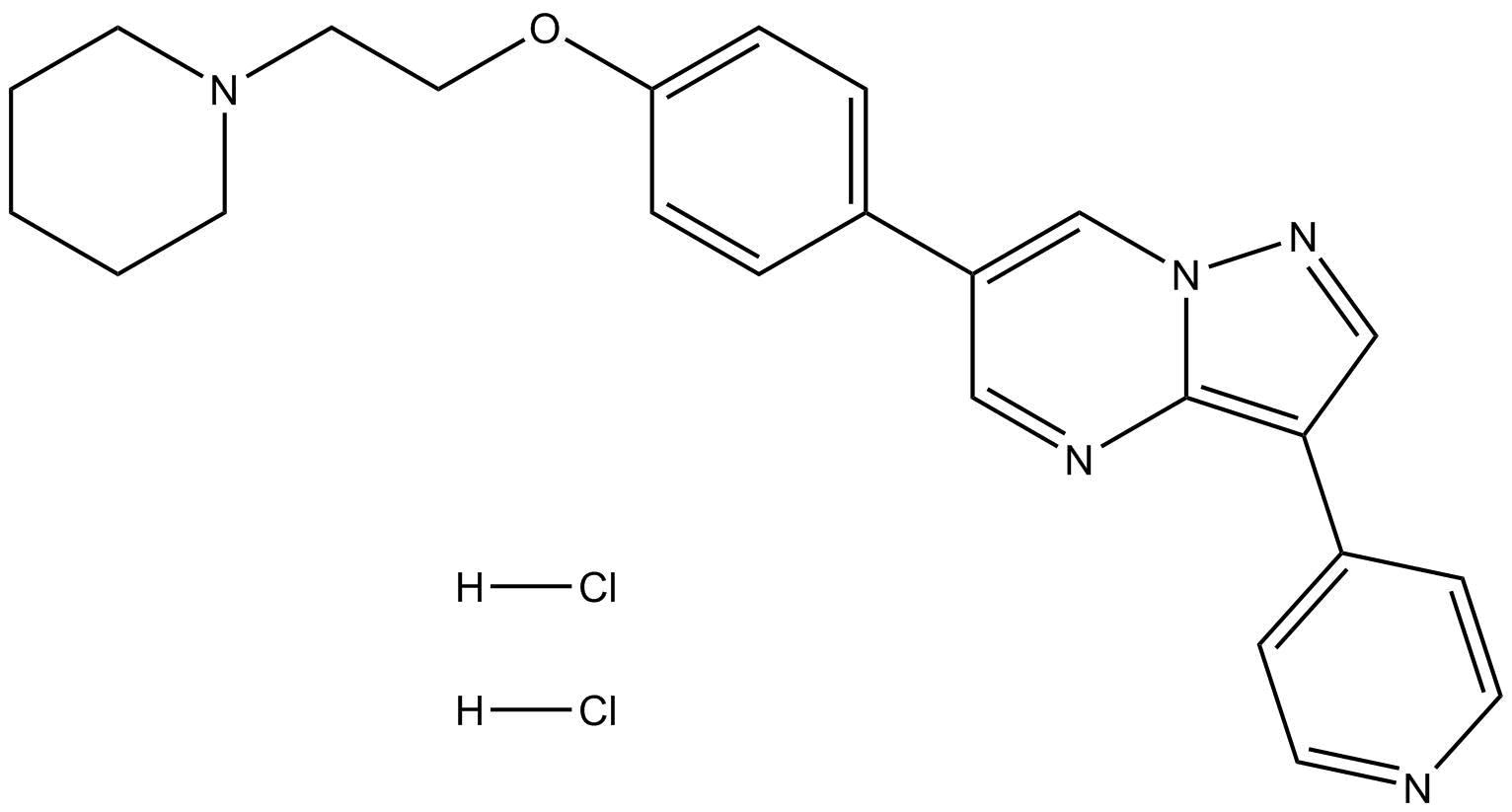 Dorsomorphin 2HCl