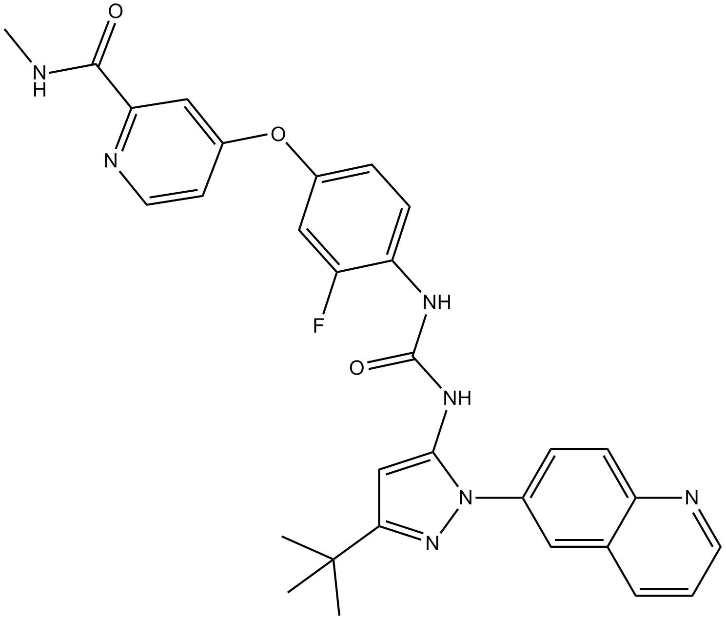 DCC-2036 (Rebastinib)