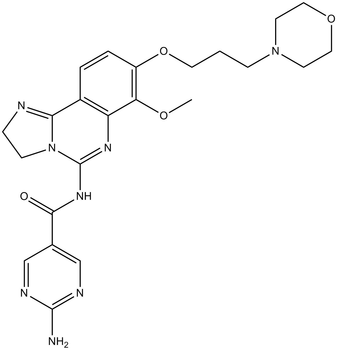 BAY 80-6946 (Copanlisib)
