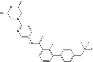 LDE225 (NVP-LDE225,Erismodegib)