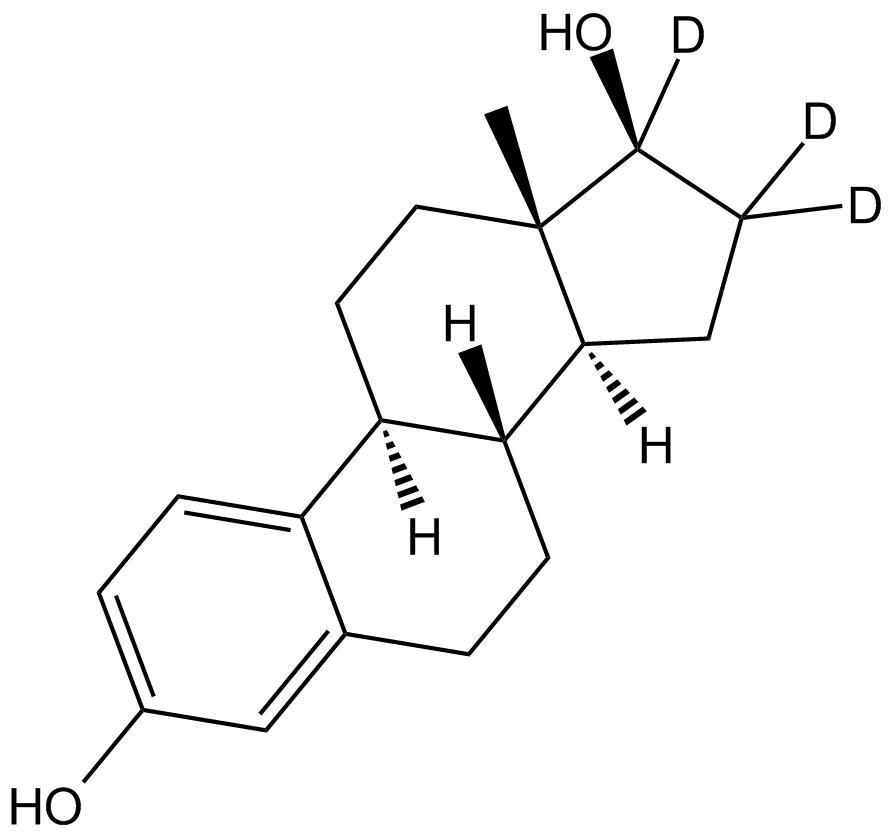 β-Estradiol - d3