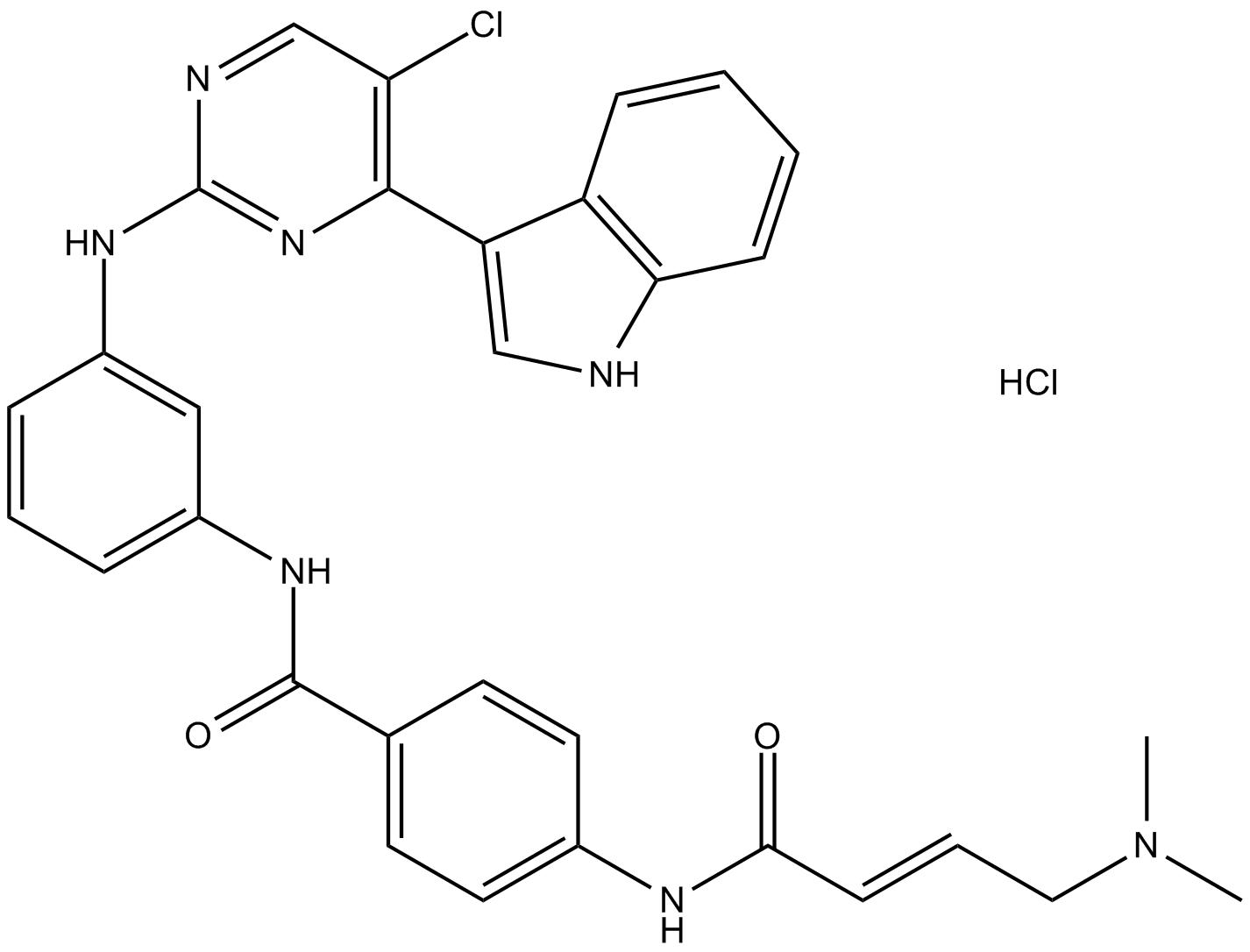 THZ1 Hydrochloride