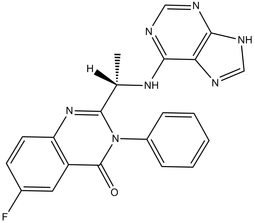 Acalisib (GS-9820)