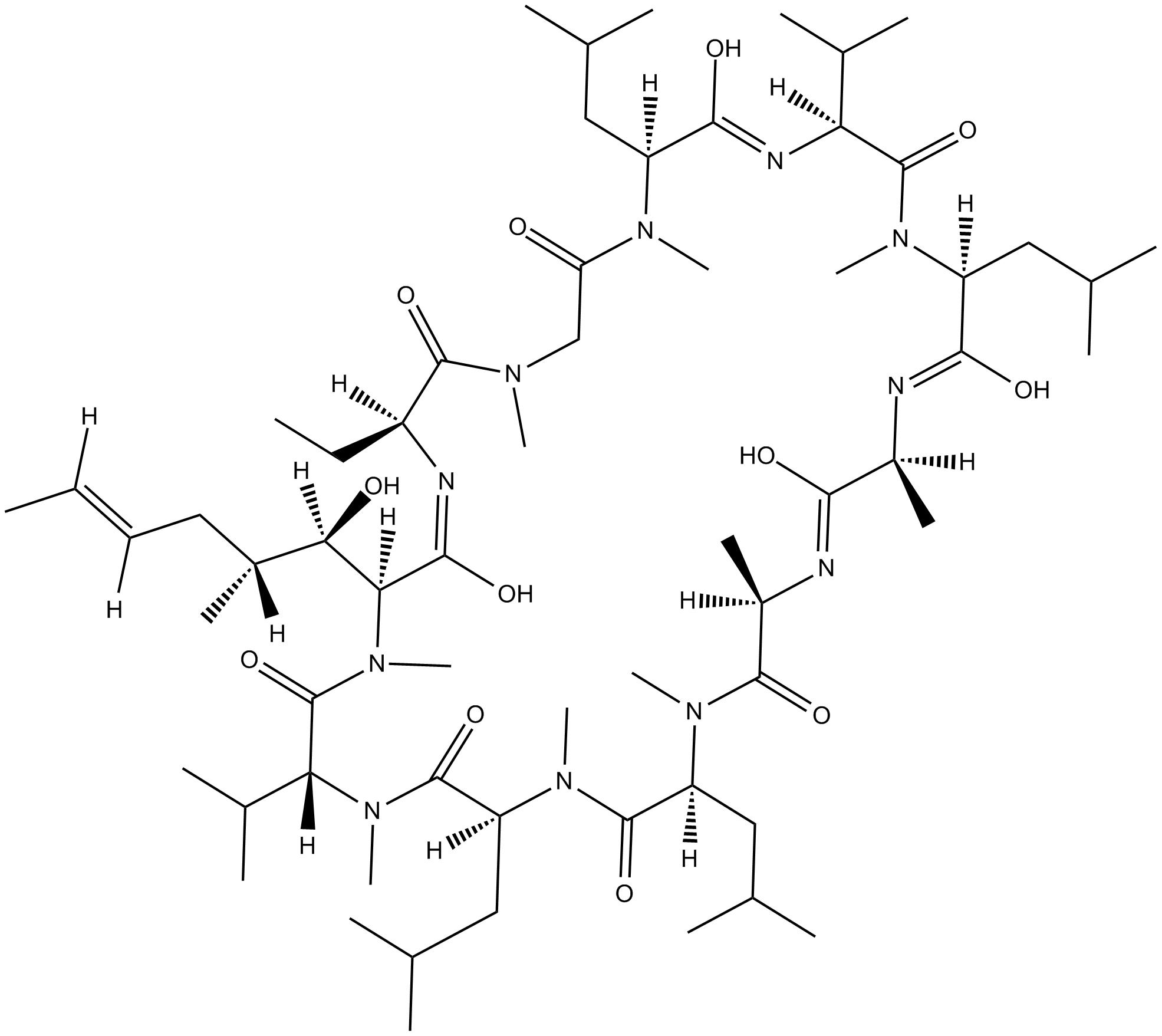 Cyclosporin H