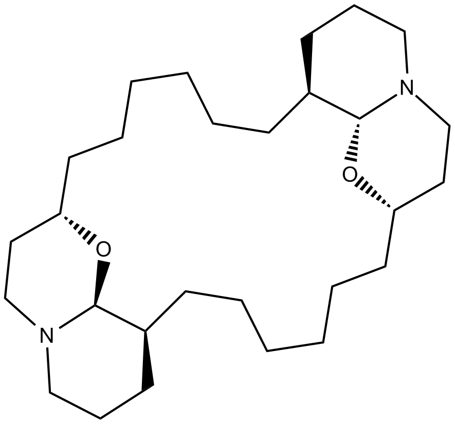 (-)-Xestospongin C