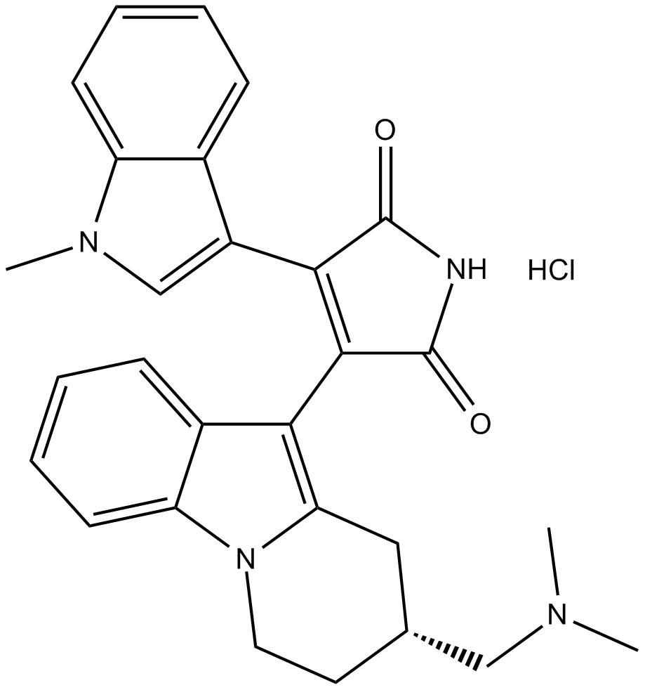 Ro 32-0432 hydrochloride