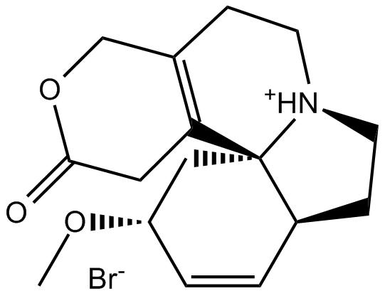 Dihydro-β-erythroidine hydrobromide