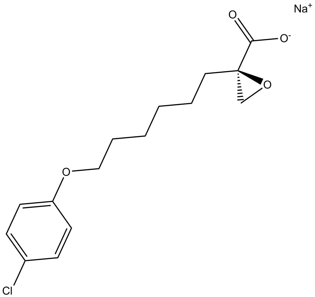 (R)-(+)-Etomoxir sodium salt