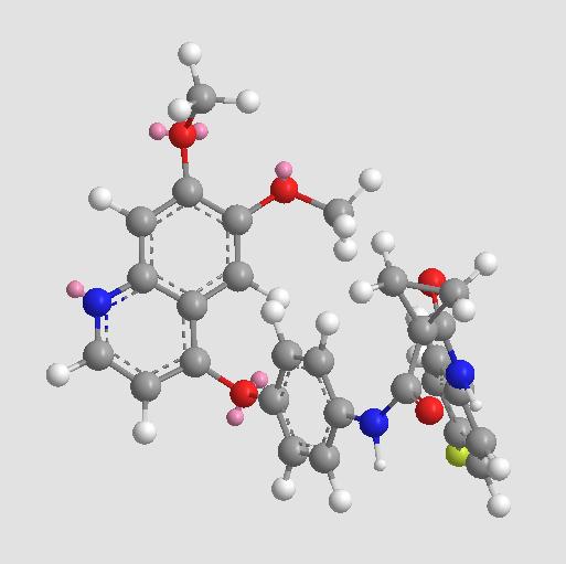 Cabozantinib (XL184, BMS-907351)