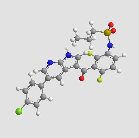 Vemurafenib (PLX4032, RG7204)