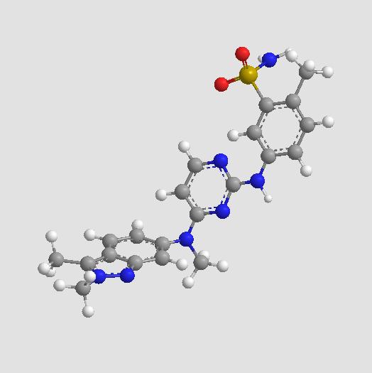 Pazopanib (GW-786034)