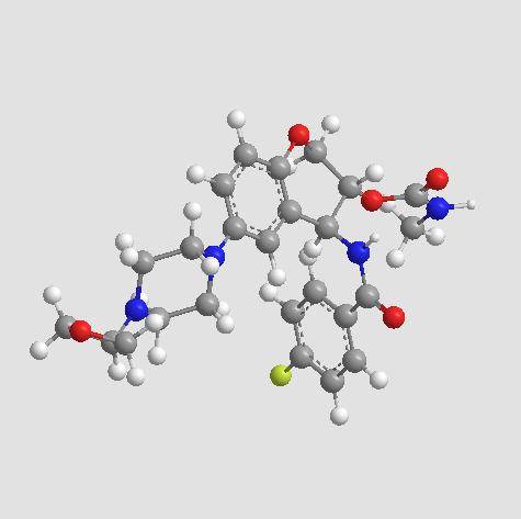 Cathepsin S inhibitor
