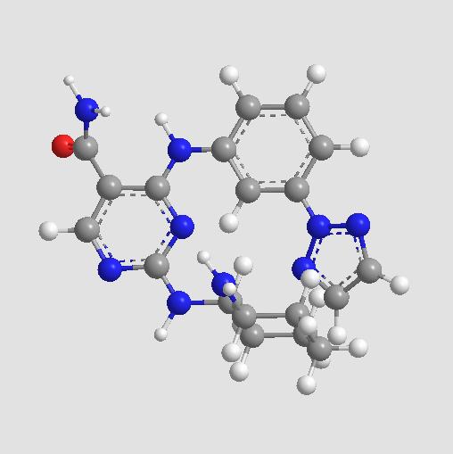 PRT062607 Hydrochloride