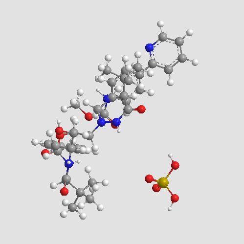 Atazanavir sulfate (BMS-232632-05)