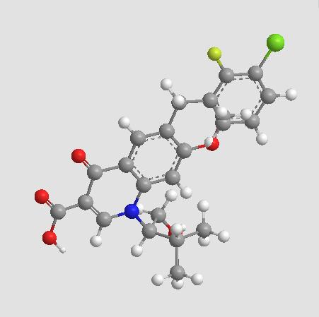 Elvitegravir (GS-9137)