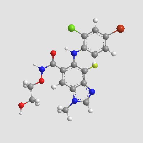 AZD6244 (Selumetinib)