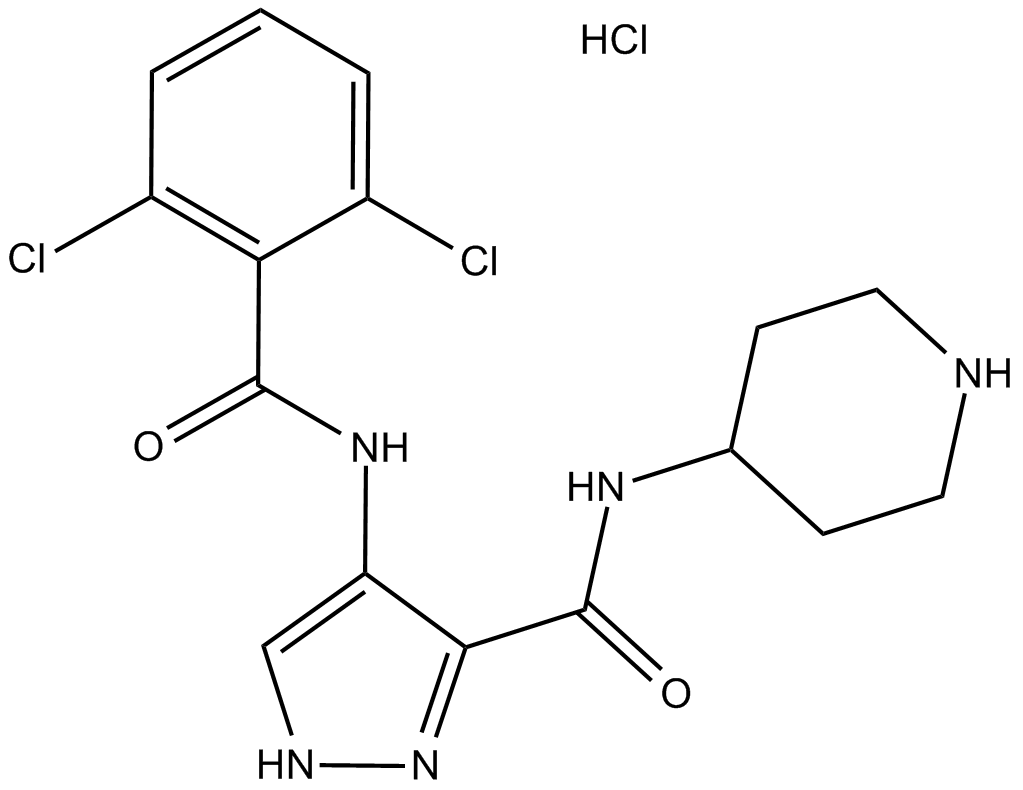 AT7519 Hydrochloride
