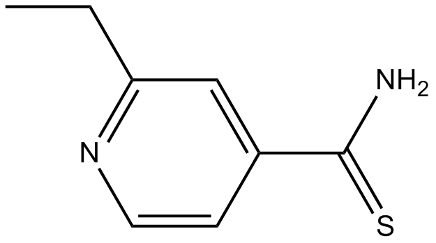 Ethionamide Chemical Structure