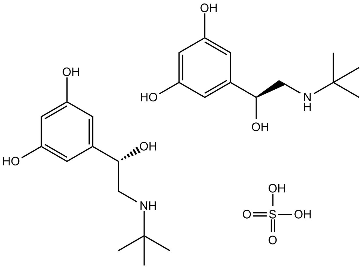 Terbutaline Sulfate Drug Bank