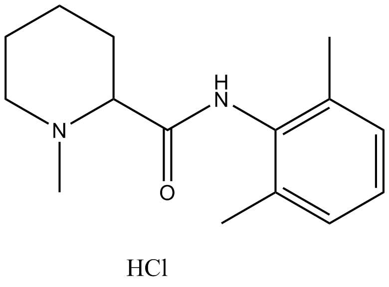 mepivacaine hcl